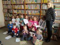 Czytaj więcej: Przedszkolaki w bibliotece.